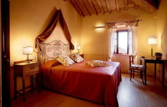 Relais Borgo Petrognano-Barberino Val dElsa-Double room superior