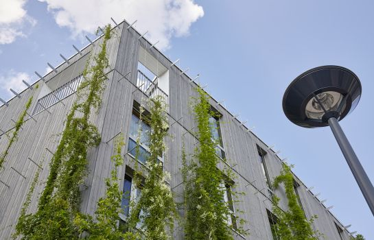 Green City Hotel Vauban-Freiburg im Breisgau-Aussenansicht