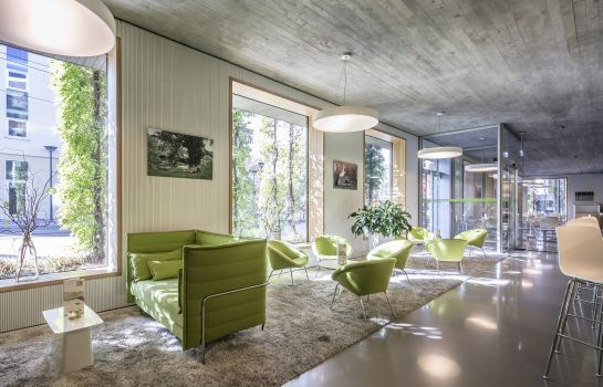Green City Hotel Vauban-Freiburg im Breisgau-Hotelhalle