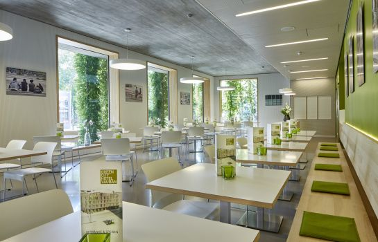 Green City Hotel Vauban-Freiburg im Breisgau-Hotel indoor area