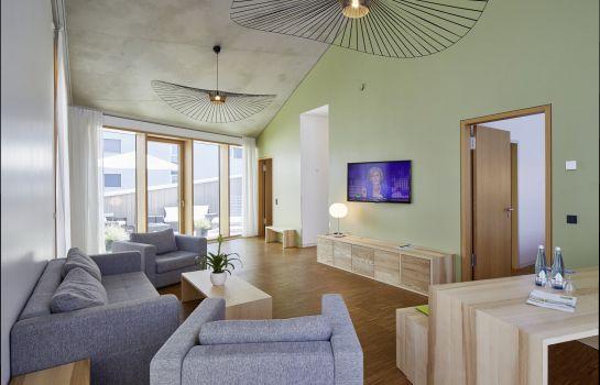 Green City Hotel Vauban-Freiburg im Breisgau-Suite