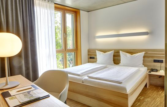 Green City Hotel Vauban-Freiburg im Breisgau-Single room standard