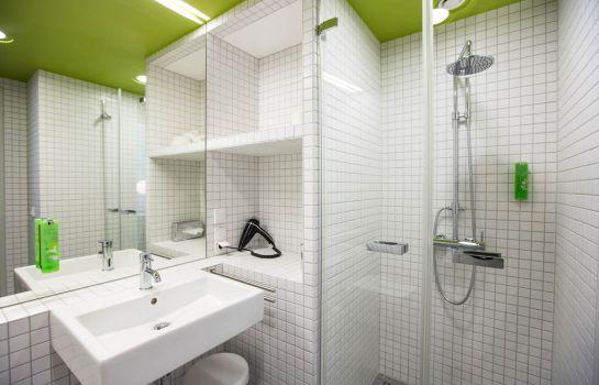 Green City Hotel Vauban-Freiburg im Breisgau-Double room standard