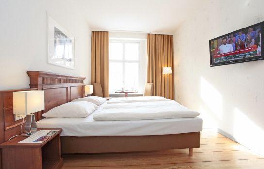 Stralsund: markt fuffzehn Aparthotel