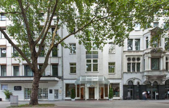 Düsseldorf: Novum Hotel Madison
