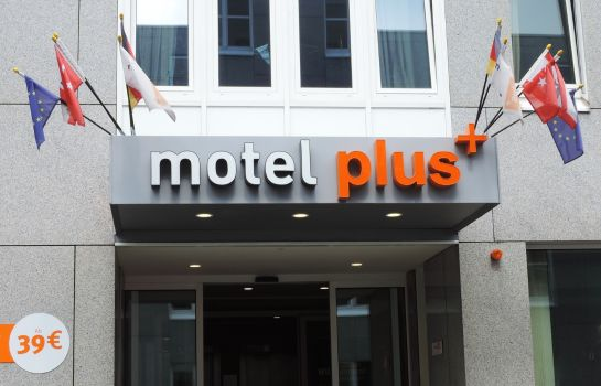 Berlin: Motel Plus Berlin