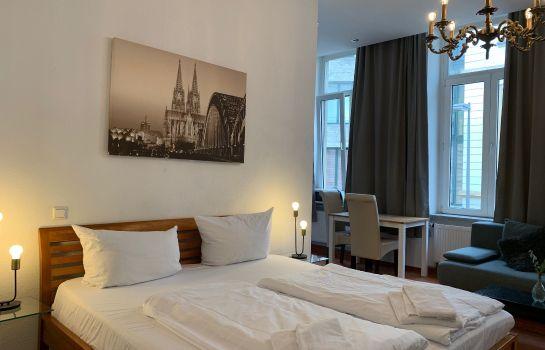 Köln: Domapartment