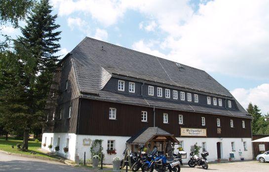 Seiffen/Erzgeb.: Waldgasthof Bad Einsiedel