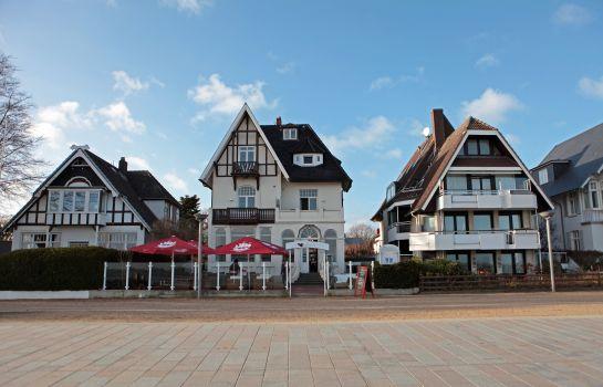 Lübeck: Lieblingsplatz Hotel Strandperle