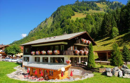 Spielmannsau Landhaus