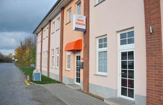 Hotel Pension Garni Schwerin Unterkunft