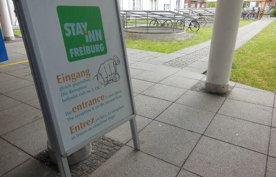 StayInn Hostel und Gaestehaus-Freiburg im Breisgau-Aussenansicht