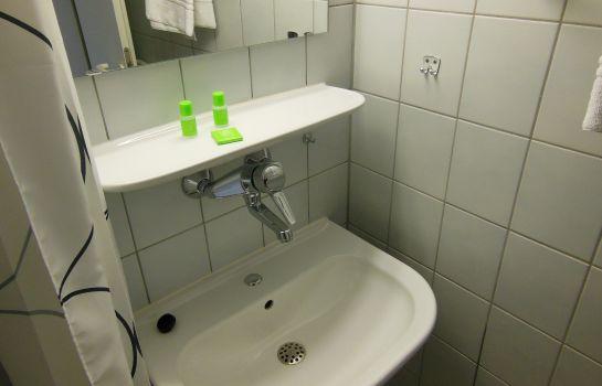 StayInn Hostel und Gaestehaus-Freiburg im Breisgau-Badezimmer