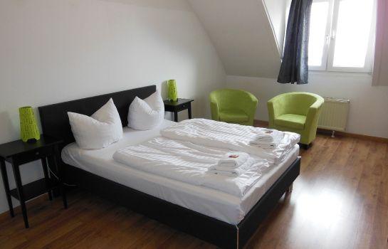 StayInn Hostel und Gaestehaus-Freiburg im Breisgau-Doppelzimmer Standard