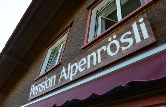Pension Alpenrösli