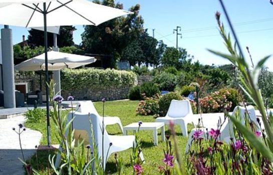 Casa Degli Ulivi Ecoresort-Porto Azzurro-Garten