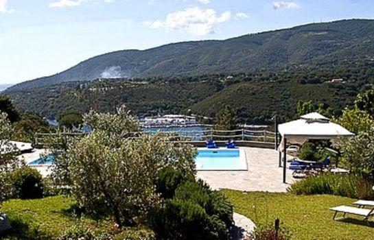 Casa Degli Ulivi Ecoresort-Porto Azzurro-Hotel outdoor area