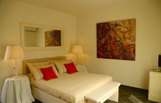 Casa Degli Ulivi Ecoresort-Porto Azzurro-Zimmer mit Meerblick