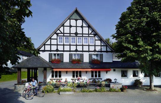Halbfas-Alterauge Landhotel
