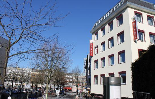 Hamburg: Apartment Hotel am Sand