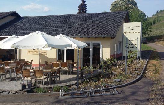 Weingut König Johann Gästezimmer