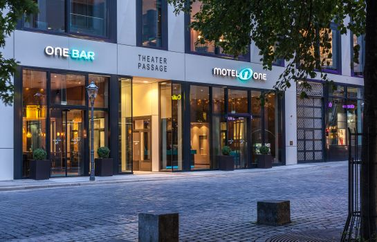 Motel One Augustusplatz