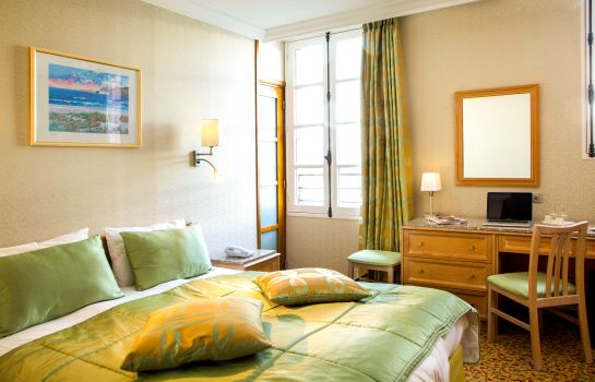 Hotel de la Croix blanche Symboles de France
