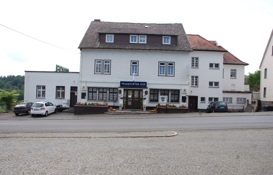 Frankfurter Hof Hotel Pension