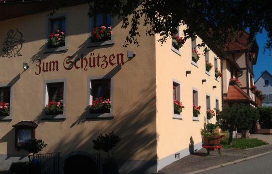 Zum Schuetzen Landgasthof-Oberried-Exterior view