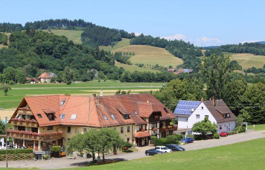 Zum Schuetzen Landgasthof-Oberried-Aussenansicht
