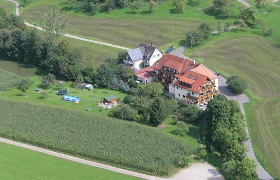 Zum Schuetzen Landgasthof-Oberried-Garten