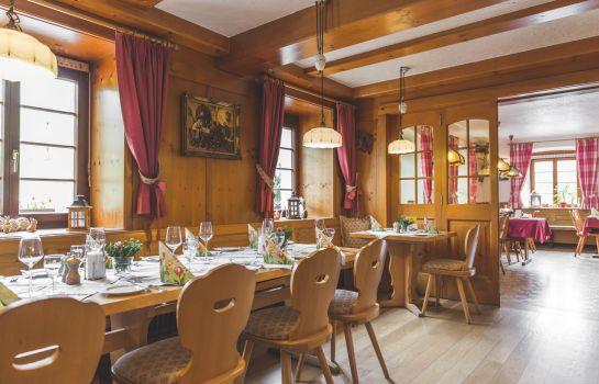Zum Schuetzen Landgasthof-Oberried-Restaurant