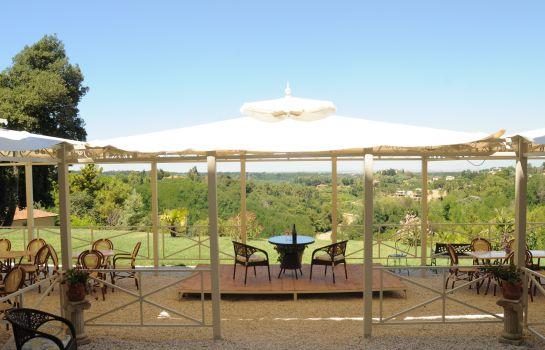Villa Conti-Fauglia-Garten