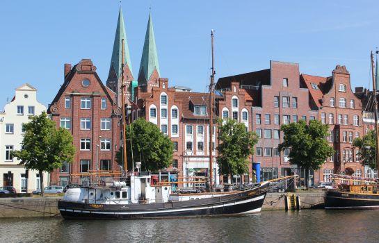 Apartment Traveblick am Museumshafen