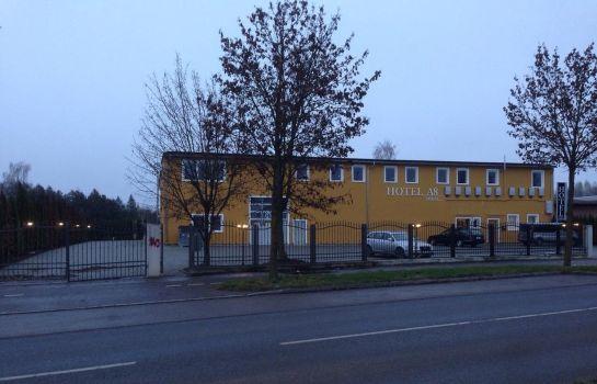 Augsburg: HotelA8 Lukas
