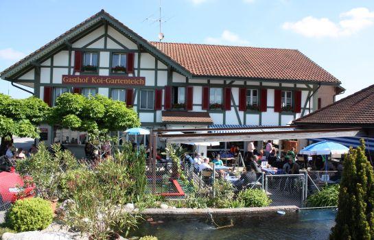 Koi-Gartenteich