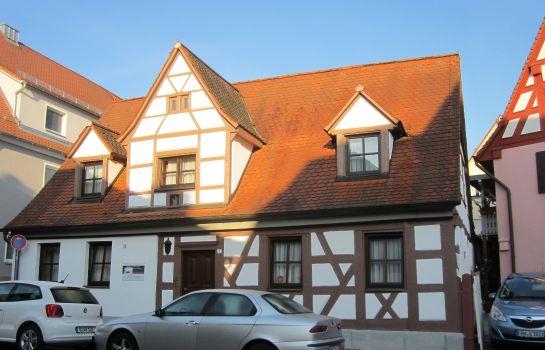 Gästehaus in der Engelgasse
