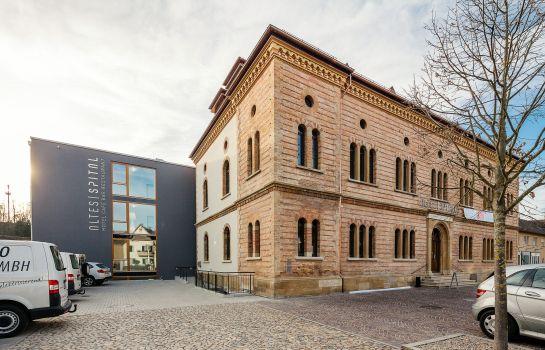 Ox hotel altes spital in m llheim deutschland einfach for Besondere hotels weltweit