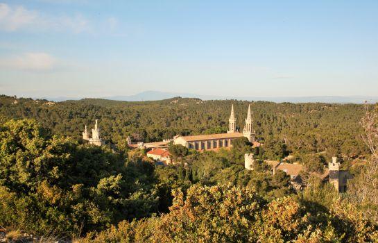 Hostellerie de l?Abbaye de Frigolet Restaurant La Treille