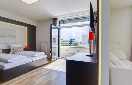 Heidelberg: sevenDays Hotel BoardingHouse