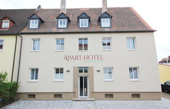 Bamberg: Apart Hotel Gartenstadt