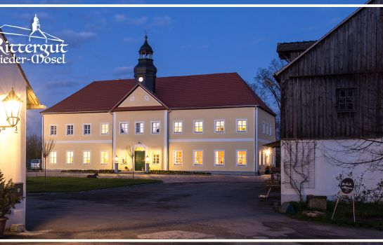 Zwickau: Rittergut Nieder-Mosel