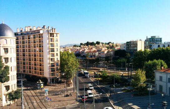 Odalys Appart'hôtel Marseille Blancarde L'Alhambra