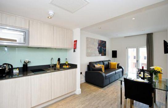 Staycity Aparthotels London Greenwich Deptford Bridge Station