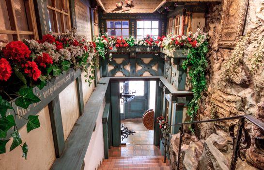 Gasthaus Hirschen-Reute-Innenansicht