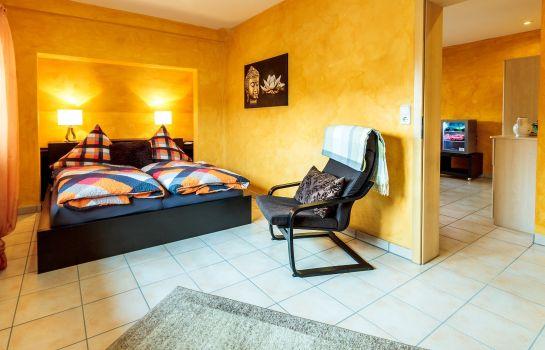 Gasthaus Hirschen-Reute-Doppelzimmer Standard