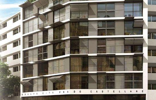 Odalys Appart'hotel Prado Castellane