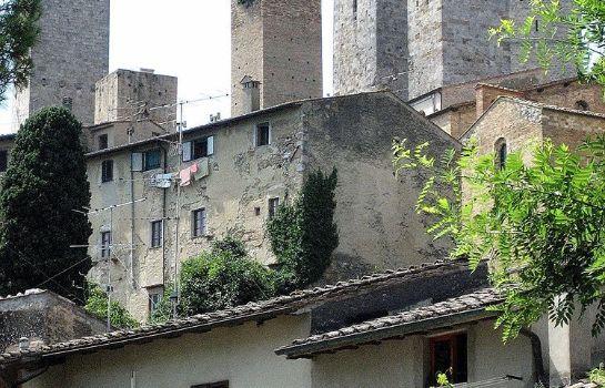 Casa da Rosetta - Guest House-San Gimignano-Hotel outdoor area