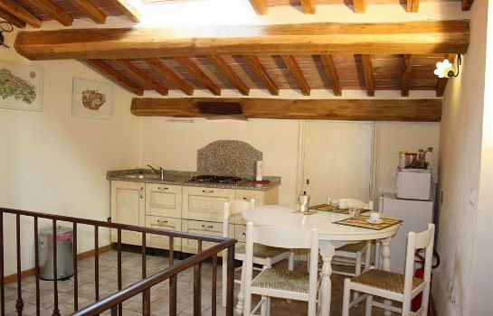 Casa da Rosetta - Guest House-San Gimignano-Kche im Zimmer