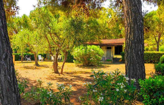 Villaggio Orizzonte-Piombino-Garten